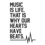 Music is life - VISUAL STATEMENTS