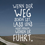 Der Weg - VISUAL STATEMENTS