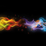 Coloured Flames - DeinDesign