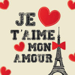 Mon Amour - Valentines Day